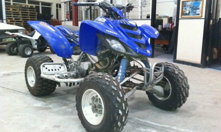 Motorcycles - MotoADV Kenya - Yamaha Raptor 660R