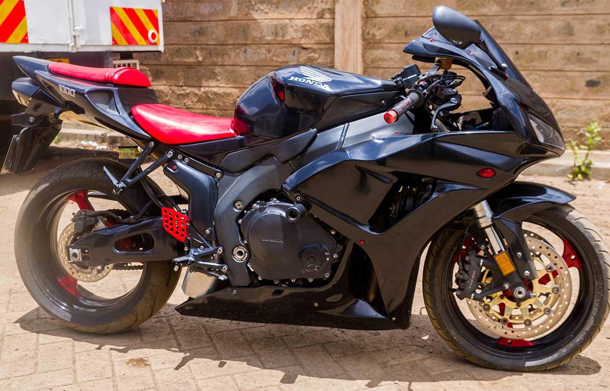 2007 Honda CBR1000RR » MotoAdv Kenya