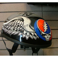 Grateful Dead Wings Helmet