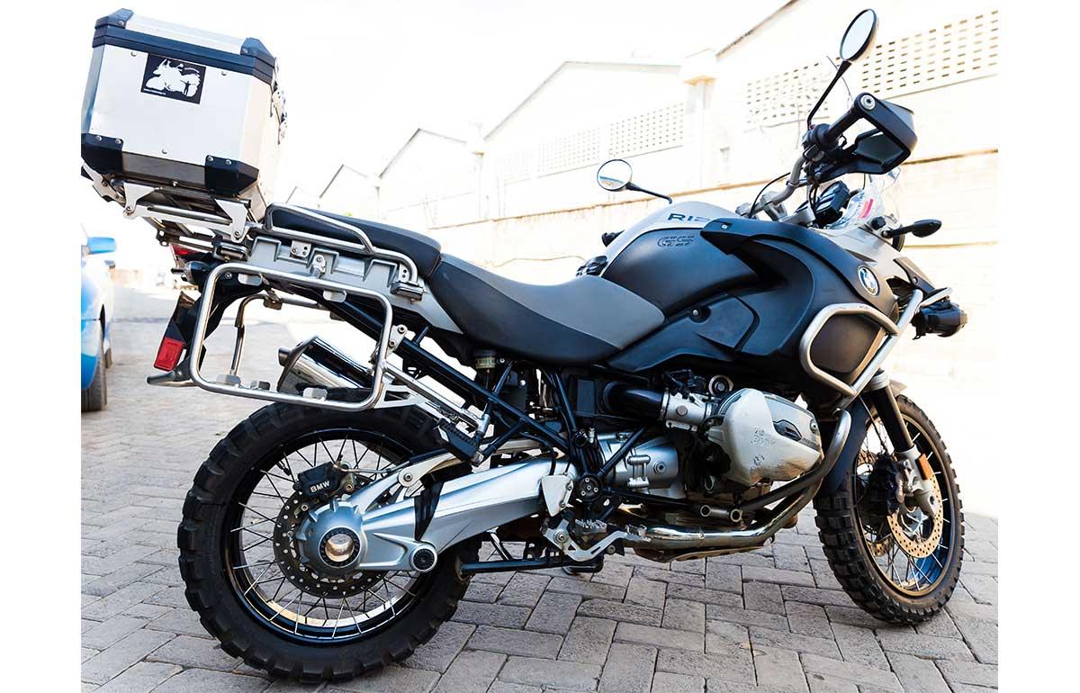 Bmw R1200 Gs Motoadv Kenya